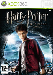 Harry Potter and the Half-Blood Prince para XBOX 360