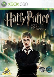 Harry Potter and the Order of the Phoenix para XBOX 360