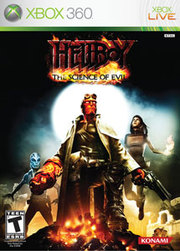 Hellboy: The Science of Evil para XBOX 360