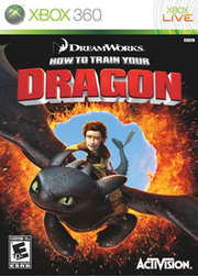 How to Train Your Dragon para XBOX 360