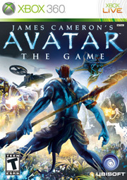 James Cameron-s Avatar: The Game para XBOX 360