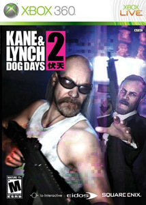 Kane & Lynch 2: Dog Days para XBOX 360