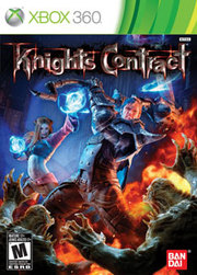 Knights Contract para XBOX 360