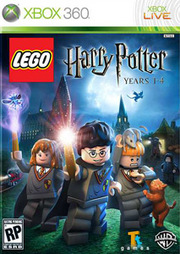LEGO Harry Potter: Years 1-4 para XBOX 360