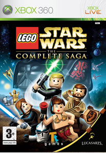 Lego Star Wars: The Complete Saga para XBOX 360