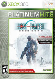 Lost Planet: Extreme Condition Colonies Edition para XBOX 360
