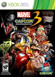 Marvel vs. Capcom 3: Fate of Two Worlds para XBOX 360