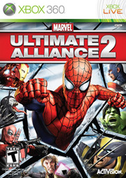 Marvel: Ultimate Alliance 2 para XBOX 360