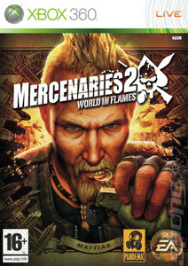 Mercenaries 2: World in Flames para XBOX 360