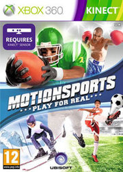 MotionSports para XBOX 360