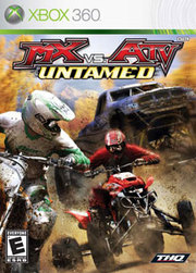 MX vs. ATV Untamed para XBOX 360