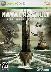 Naval Assault: The Killing Tide para XBOX 360