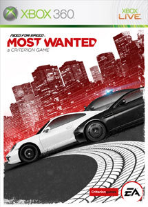 Need for Speed Most Wanted para XBOX 360