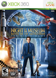 Night at the Museum: Battle of the Smithsonian para XBOX 360