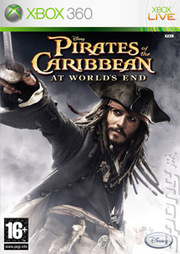 Pirates of the Caribbean: At World-s End para XBOX 360