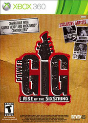 Power Gig: Rise of the SixString para XBOX 360