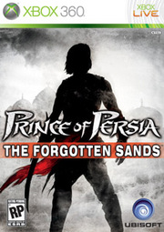 Prince of Persia: The Forgotten Sands para XBOX 360
