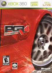 Project Gotham Racing 4 para XBOX 360