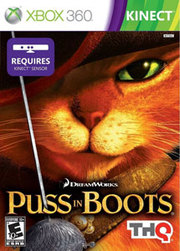 Puss in Boots para XBOX 360
