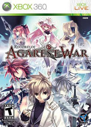 Record of Agarest War para XBOX 360