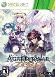 Record of Agarest War Zero para XBOX 360