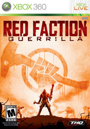Red Faction: Guerrilla para XBOX 360