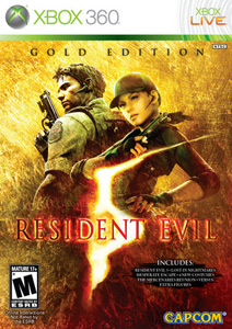 Resident Evil 5 Gold Edition para XBOX 360