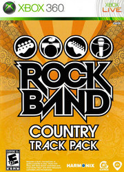 Rock Band Country Track Pack para XBOX 360