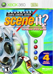 Scene It? Lights, Camera, Action para XBOX 360