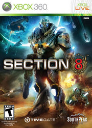 Section 8 para XBOX 360