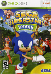 Sega Superstars Tennis para XBOX 360