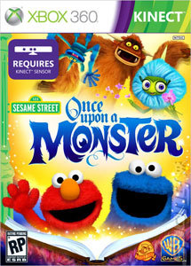 Sesame Street: Once Upon a Monster para XBOX 360