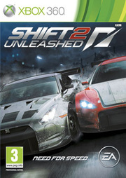 Need for Speed - Shift 2: Unleashed para XBOX 360
