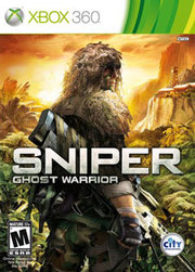 Sniper: Ghost Warrior para XBOX 360