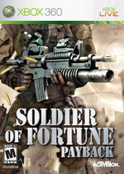 Soldier of Fortune: Payback para XBOX 360