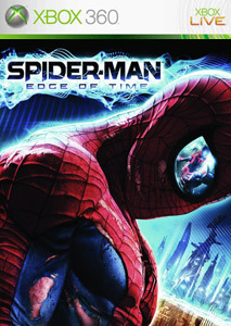 Spider-Man: Edge of Time para XBOX 360