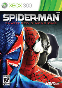 Spider-Man: Shattered Dimensions para XBOX 360
