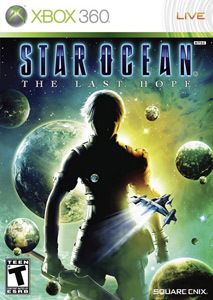 Star Ocean: The Last Hope para XBOX 360