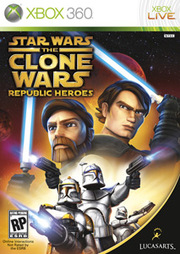 Star Wars The Clone Wars: Republic Heroes para XBOX 360
