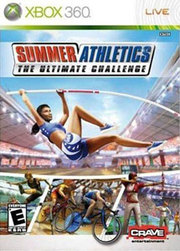 Summer Athletics: The Ultimate Challenge para XBOX 360