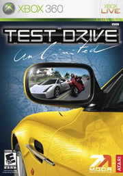 Test Drive Unlimited para XBOX 360