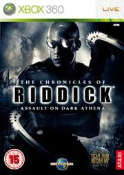 The Chronicles of Riddick: Assault on Dark Athena para XBOX 360