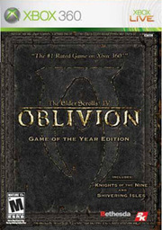 The Elder Scrolls IV: Oblivion - Game of the Year Edition para XBOX 360