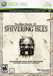 The Elder Scrolls IV: Shivering Isles para XBOX 360