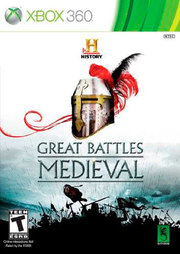The History Channel: Great Battles - Medieval para XBOX 360