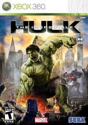 The Incredible Hulk para XBOX 360
