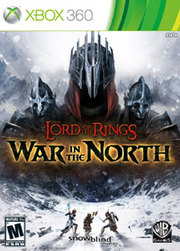 The Lord of the Rings: War in the North para XBOX 360