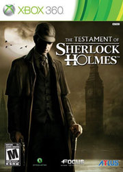 The New Adventures of Sherlock Holmes: The Testament of Sherlock para XBOX 360