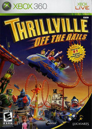 Thrillville: Off the Rails para XBOX 360