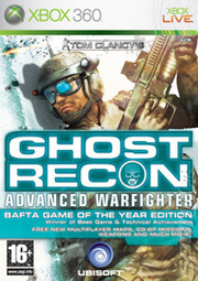 Tom Clancy's Ghost Recon Advanced Warfighter para XBOX 360